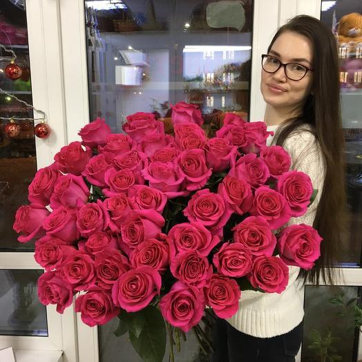 Розы pink floyd: букеты цветов на заказ Flowwow