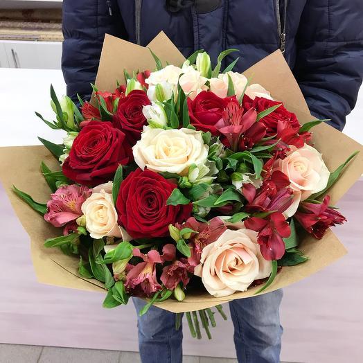 2850₽: букеты цветов на заказ Flowwow