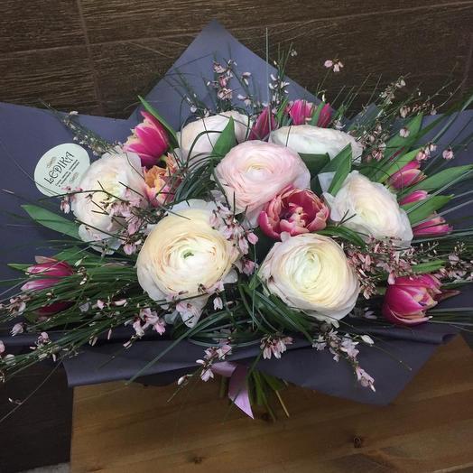 Дега: букеты цветов на заказ Flowwow