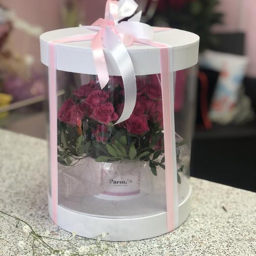 Коробка 7: букеты цветов на заказ Flowwow