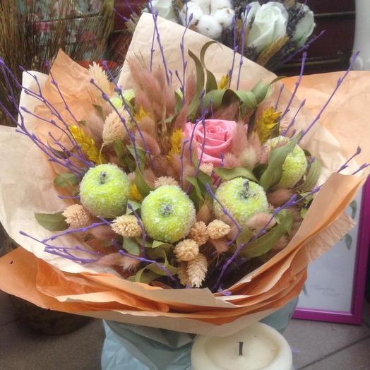 Сахарная Пудра: букеты цветов на заказ Flowwow