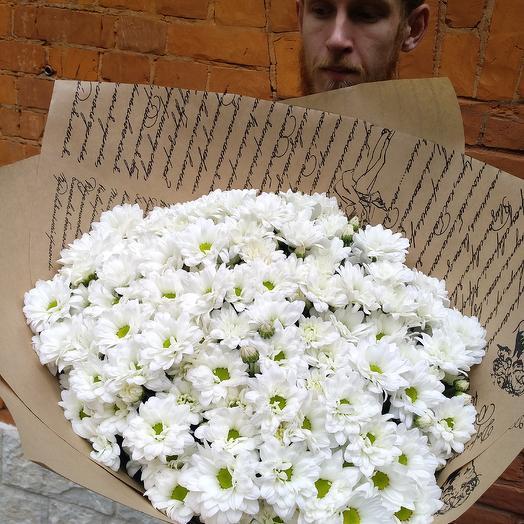 Невинная шалость: букеты цветов на заказ Flowwow