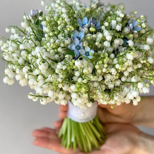 """Букет невесты """"Снежок"""": букеты цветов на заказ Flowwow"""