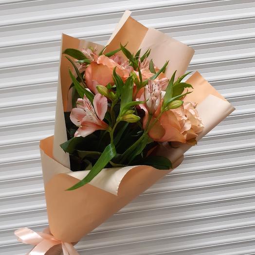 """Букет""""Fresh"""": букеты цветов на заказ Flowwow"""