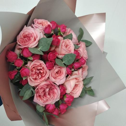 София: букеты цветов на заказ Flowwow