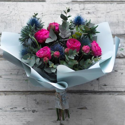 """Букет """"Mia"""": букеты цветов на заказ Flowwow"""
