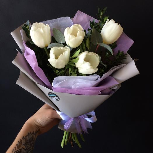 Удиви: букеты цветов на заказ Flowwow