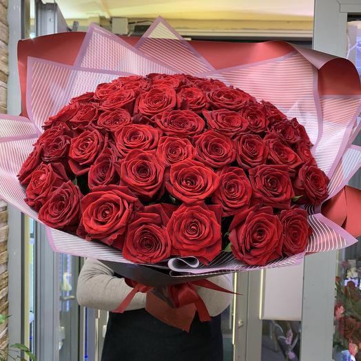 Шальная императрица: букеты цветов на заказ Flowwow