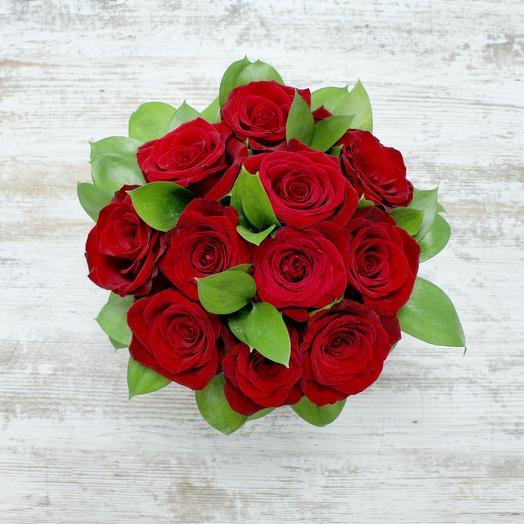 Box-35: букеты цветов на заказ Flowwow