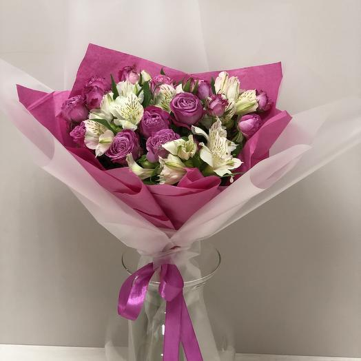Вероник: букеты цветов на заказ Flowwow