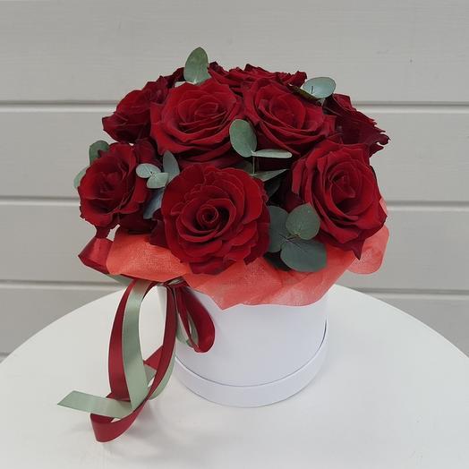 Цветы для влюблённых