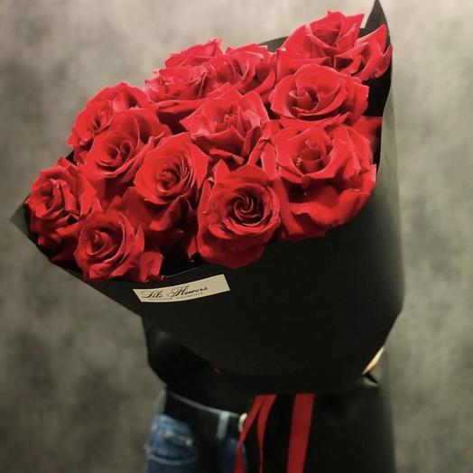 Букет из роз Мадам Софи