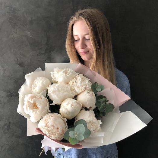 Облачка ⛅️: букеты цветов на заказ Flowwow