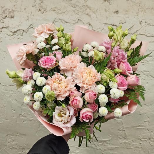 Дыхание любви: букеты цветов на заказ Flowwow