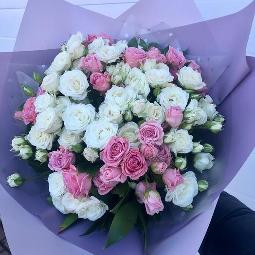 21 Кустовая Роза
