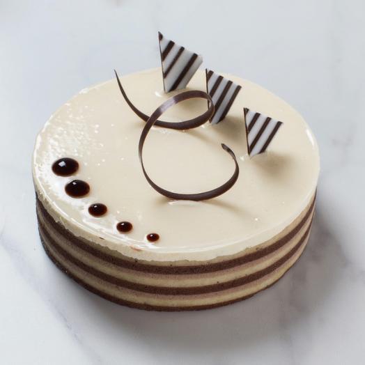 Торт «Три шоколада» мини