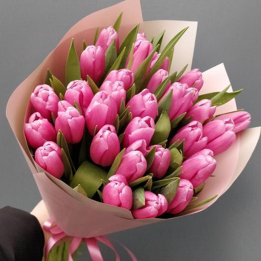 29 ягодных тюльпанов 🌷🌷🌷