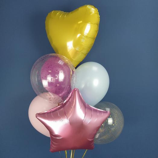 Воздушные шары для настроения