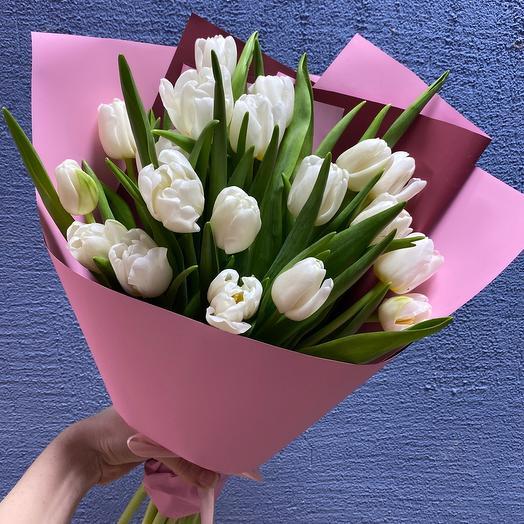 Стильные тюльпаны