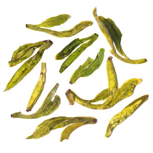 """Зелёный чай """"Си Ху Лун Цзин"""" (колодец дракона с острова Си Ху) 100 гр"""