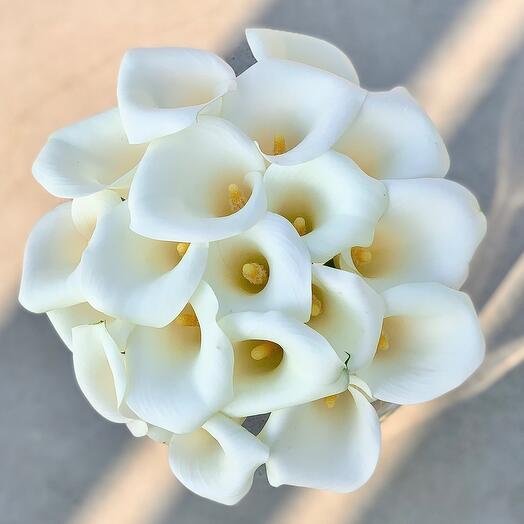 Букет невесты Luxury Flowers Белая Калла