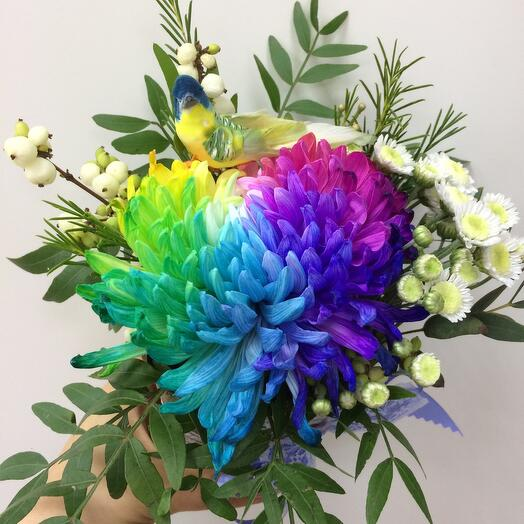 Flower comment