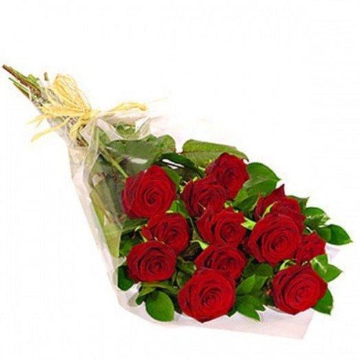 Букет 9 роз: букеты цветов на заказ Flowwow