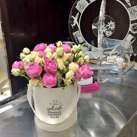 Камелия: букеты цветов на заказ Flowwow