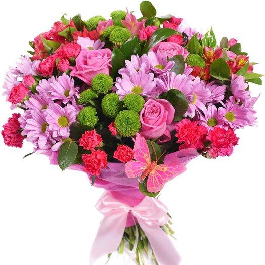 Букет № 11 Элоиса: букеты цветов на заказ Flowwow