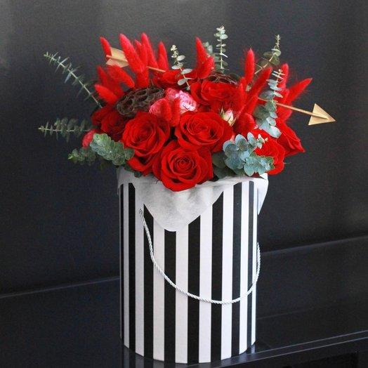 Arrow: букеты цветов на заказ Flowwow