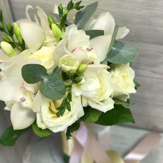 Cichbidium orchid: букеты цветов на заказ Flowwow