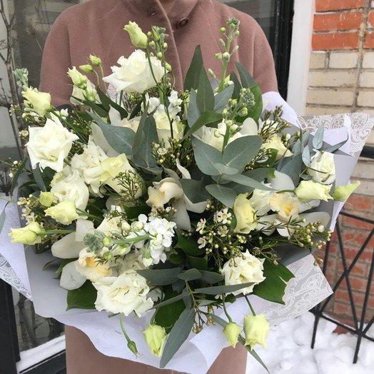 Букет с цимбидиумом : букеты цветов на заказ Flowwow