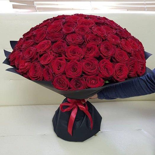 Сокровенная мечта: букеты цветов на заказ Flowwow