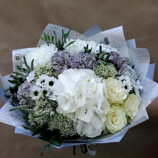 Суфле: букеты цветов на заказ Flowwow