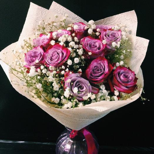 Букет «Талисман»: букеты цветов на заказ Flowwow