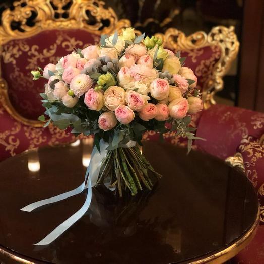 Пионовое счастье: букеты цветов на заказ Flowwow