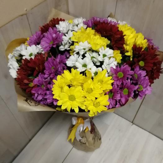 Букет радуга: букеты цветов на заказ Flowwow