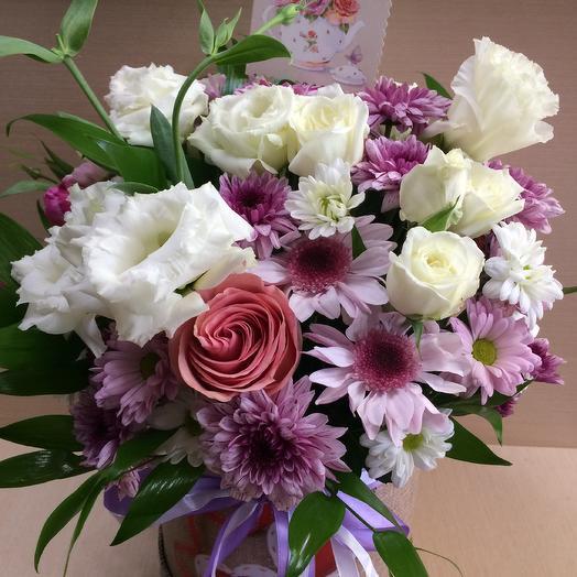 Box Charm: flowers to order Flowwow