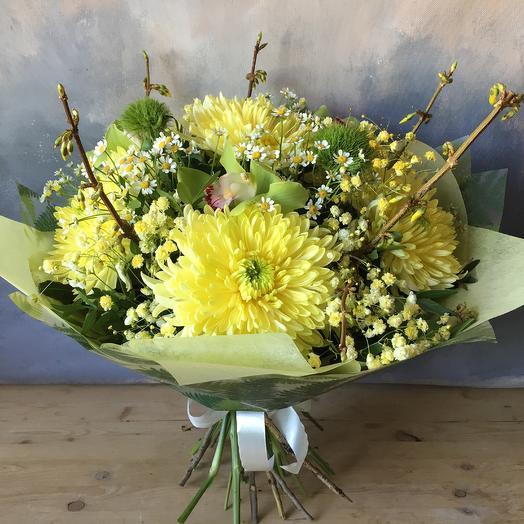 Солнышко мое: букеты цветов на заказ Flowwow