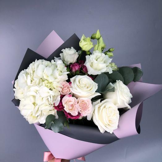 Одри: букеты цветов на заказ Flowwow