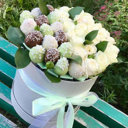Свежесть раннего утра: букеты цветов на заказ Flowwow