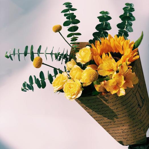 Мини лето: букеты цветов на заказ Flowwow