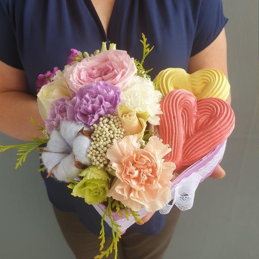 Сер: букеты цветов на заказ Flowwow