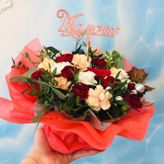 Для мамочки: букеты цветов на заказ Flowwow