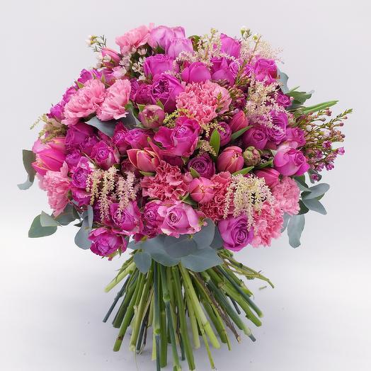"""Букет """"Моей принциссе"""": букеты цветов на заказ Flowwow"""