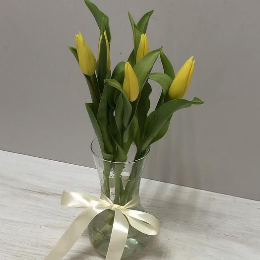 Весна рядом: букеты цветов на заказ Flowwow