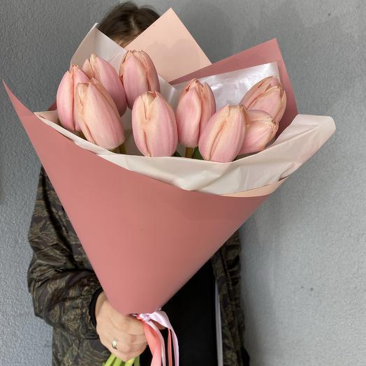 Лососевые Тюльпаны