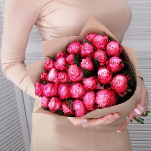 29 Премиум роз Кения