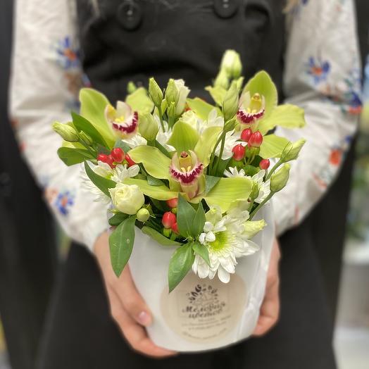 Букет Невеста: букеты цветов на заказ Flowwow