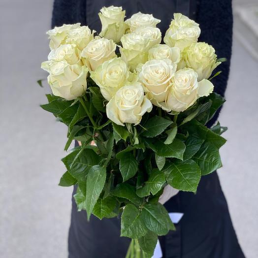 Букет из 17 роз (Эквадор 70 см)